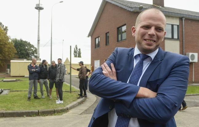 Theo Francken, secrétaire d'État Belge à l'Asile.