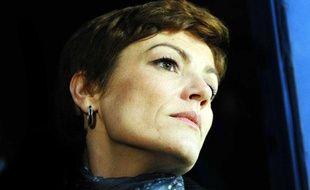 La Mnistre des Sports, Chantal Jouanno, le 27 novembre 2010, à Paris.