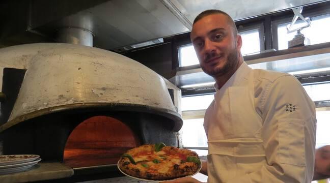 Paris : La meilleure pizza d'Europe est dans le 20e arrondissement