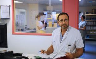 Raphaël Pitti forme à la médecine d'urgences en Syrie.