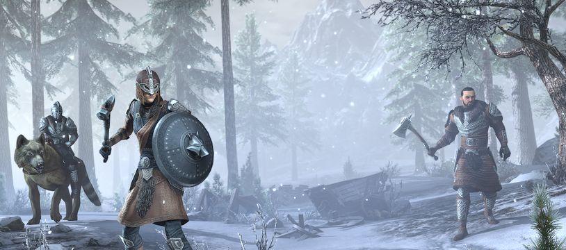 Avec son nouveau chapitre « Greymoor », le MMORPG « The Elder Scrolls Online » retourne à Skyrim, pour le plus grand plaisir des fans
