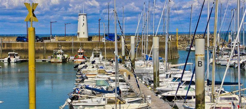 Le port de Piriac en Loire-Atlantique