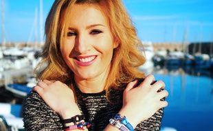 Mary Petre a développé une centaine de modèles de bracelets nautiques