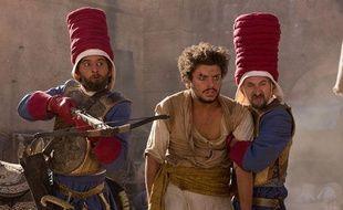 Kev Adams dans «Les aventures d'Aladin»