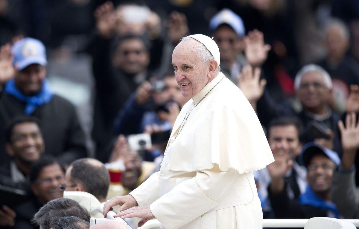 Le pape François. – SIPA