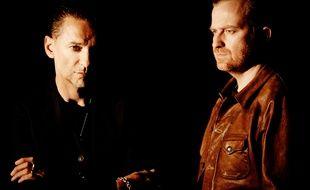 Dave Gahan et Rich Machin de Soulsavers.