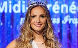 La Tarnaise Hannah Friconnet a été élue Miss Midi-Pyrénées samedi 4 septembre.