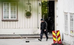 La thèse de la maladie est renforcée à ce stade de l'enquête sur l'attaque à l'arc qui a fait cinq morts en Norvège. (Illustration)