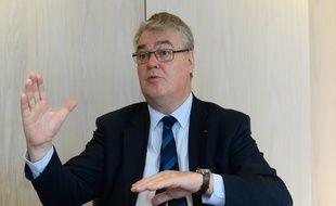 Jean-Paul Delevoye, le 28 novembre 2019, à Paris.