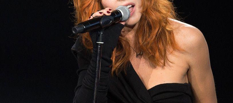 Mylène Farmer en concert le 8 novembre 2015