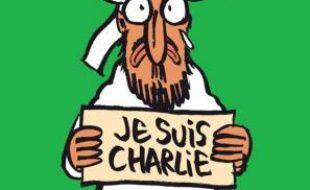 La Une de Charlie Hebdo pour son prochain numéro à paraître mercredi