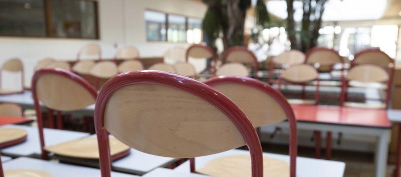 Les deux écoles primaires de Quillan, dans l'Aude, sont fermées jusqu'à mercredi à la suite d'arrêtés préfectoraux (illustration).