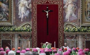 Le pape a célébré une messe dimanche 24 février 2019 au Vatican concluant un sommet contre la pédophilie dans l'Eglise.