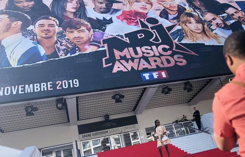 VIDEO. Cannes : Les NRJ music awards, ça donne quoi côté coulisses ? La réponse en chiffres