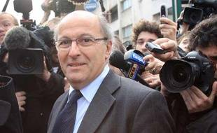 Philippe Sarre, maire PS de Colombes (Hauts-de-Seine).
