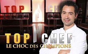 Pierre Augé, gagnant du «Choc des champions».
