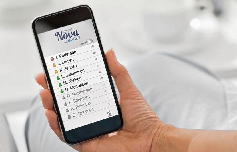 Nord : Des couches connectées dans un Ehpad pour savoir quand changer les personnes âgées