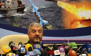 """Des membres de la """"Force Qods"""" des Gardiens de la révolution sont présents en Syrie et au Liban mais uniquement comme """"conseillers"""", a déclaré dimanche le général Mohammad Ali Jafari, commandant en chef de la garde prétorienne du régime iranien."""