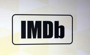 Le logo de la base de données IMDb (illustration).