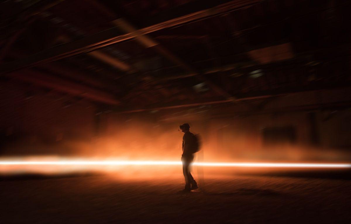 La salle où se déroule l'expérience de Carne Y Arena – Emmanuel Lubezki