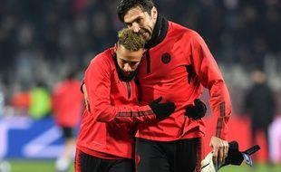 Buffon attend beaucoup de Neymar ces prochaines années.