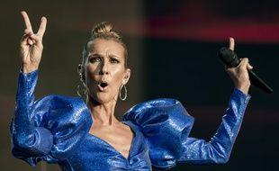 La chanteuse Céline Dion sera sur la scène des Vieilles Charrues le 16 juillet.