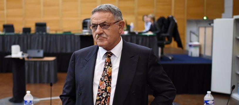 René Marratier, l'ancien maire de la Faute-sur-Mer