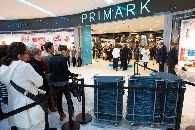 Le Primark a ouvert en 2013.