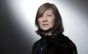 L'autrice de fantasy Robin Hobb, le 18 mars 2018