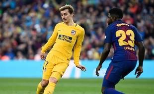 Malgré ses déclas, ce n'est pas impossible de voir Griezmann sous le maillot du Barça d'ici peu.