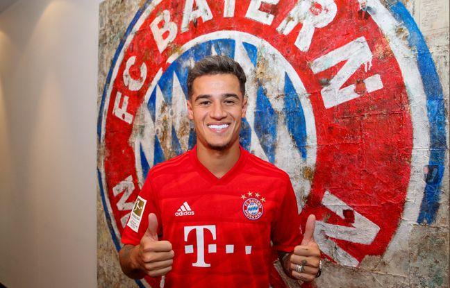 Mercato EN DIRECT. C'est fait pour Coutinho au Bayern... Monaco met le paquet sur Icardi... Suivez le live de la journée