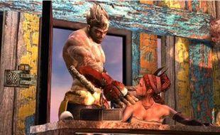 L'écrivain Alex Garland a apporté sa touche à l'histoire du jeu vidéo « Enslaved ».