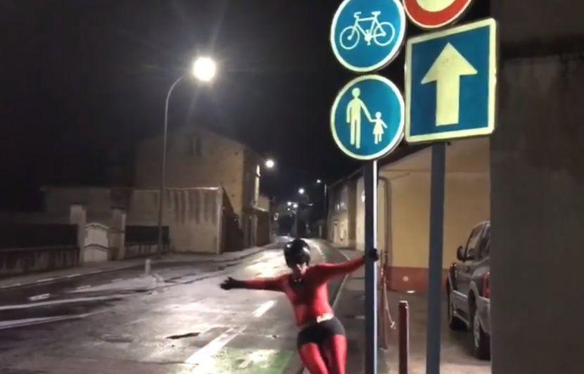 VIDEO. Tarn : Pour avoir des pistes cyclables sécurisées, deux mères de famille mouillent le maillot