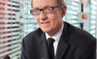Bertrand Méheut, PDG de Canal+.