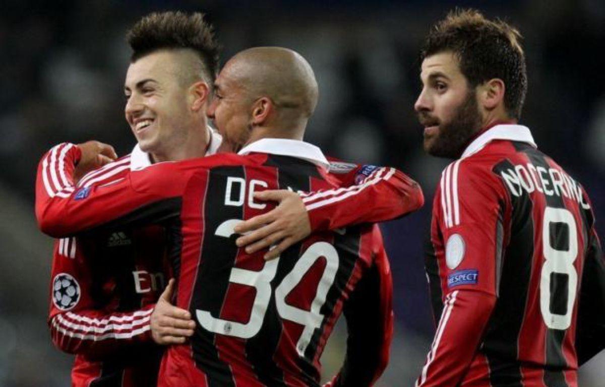 L'AC Milan, 12e et en lents progrès, s'attaque à la Juventus Turin, leader pour le grand choc de la 14e journée de championnat d'Italie, dimanche. – Virginie Lefour afp.com