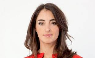 Margot Laffite, consultant F1 pour Canal+