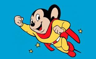 Mighty Mouse, ou Super Souris en français