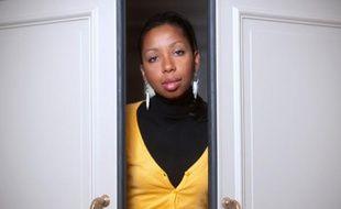 Marie N'Diaye, lauréate du prix Goncourt 2009