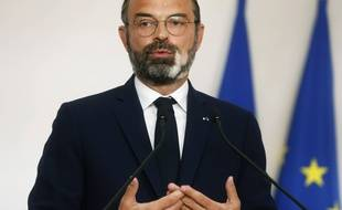 Edouard Philippe, le 19 avril 2020 à Paris.