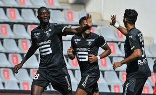Sehrou Guirassy réussit une intégration express avec Rennes.