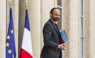 Edouard Philippe et certains de ses ministres ont eu un comportement pas tout à fait en phase avec les promesses de campagne d'Emmanuel macron sur l'exemplarité. Credit:LEWIS JOLY/SIPA.