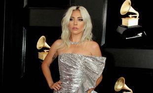 La chanteuse et actrice Lady Gaga aux Grammy Awards 2019
