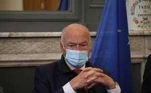 Alain Rousset, président PS de la région Nouvelle-Aquitaine