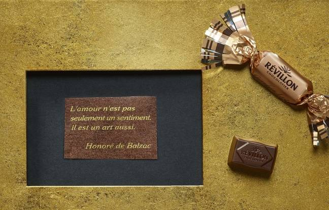 Honoré de Balzac a-t-il déjà eu les honneurs des emballages de Carambar?