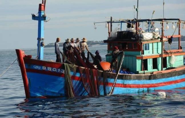 Mer de chine les p cheurs vietnamiens pris au pi ge des - Quand tailler les pechers ...