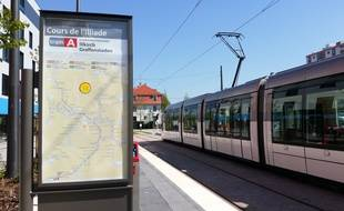 L'extension du tram jusqu'à Illkirch-Graffenstaden en service le 23 avril