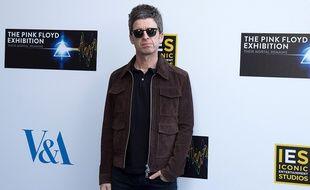 Noel Gallagher à l'exposition sur Pink Floyd à Londres
