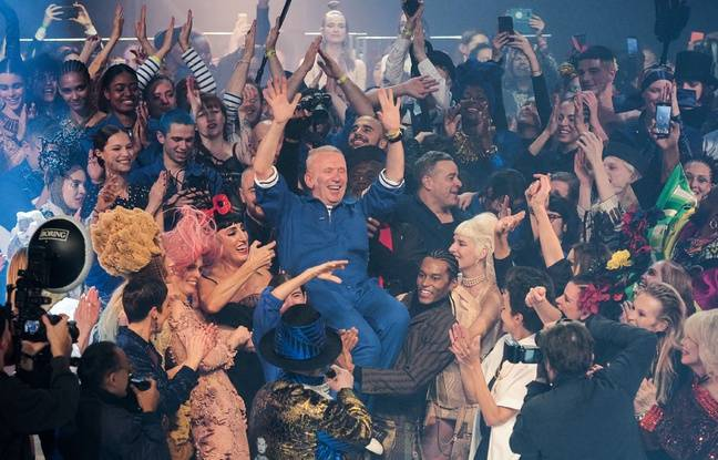 VIDEO. Fashion Week 2020 : Le dernier défilé haute couture de Jean Paul Gaultier à Paris