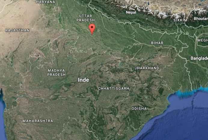 Au moins 60 personnes tuées dans le déraillement d'un train — Inde