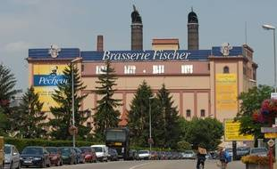 Brasserie Fischer à Schiltigheim. (Archives)